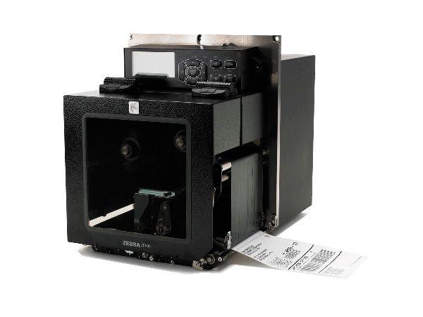 Motor de Impresión Zebra ZE500-4 203dpi (Orientado Izquierda)