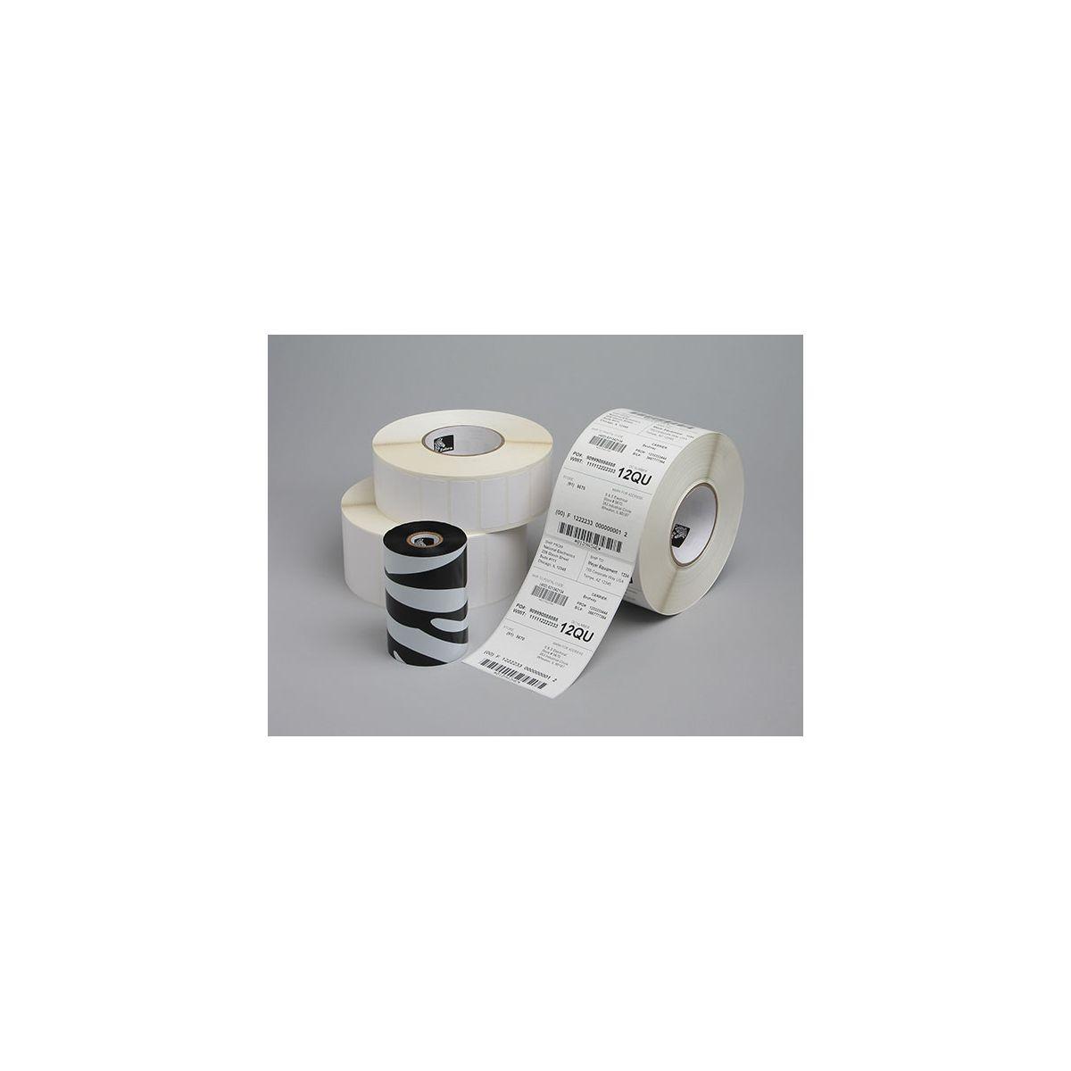 Rollo de Etiquetas Zebra 25mm x 20mm Z-Xtreme 5000T White