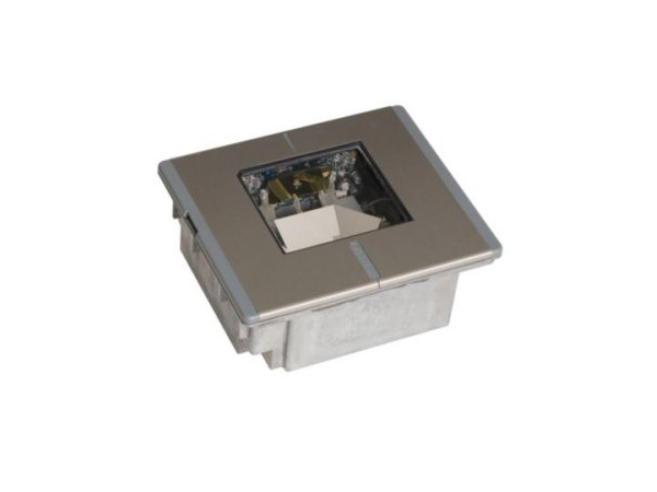 USB Kit: gray scanner, stainless top cover w/ standard glass