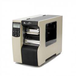 Impresora Zebra 110Xi4 203 dpi con Print Server y Detector de Salida