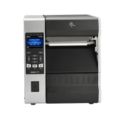 "Impresora Zebra ZT620  6"" 300 dpi con Cutter"