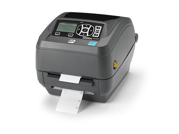 Impresora Zebra ZD500R 300 dpi RFID (UHF) con Dispensador