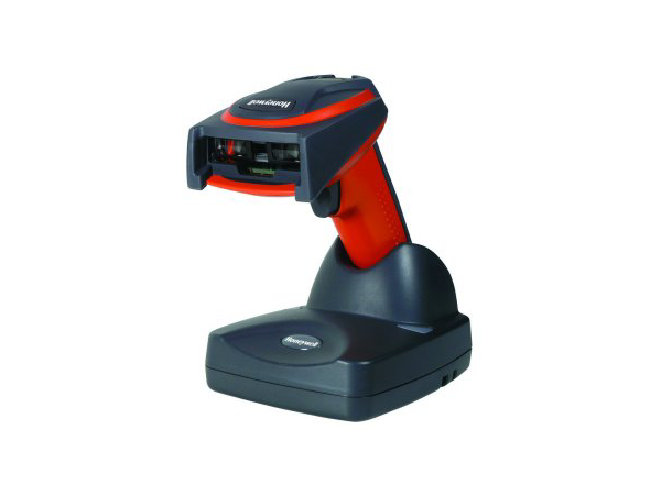 RS232 Kit (EMEA) contains: industrial strength cordless linear imager