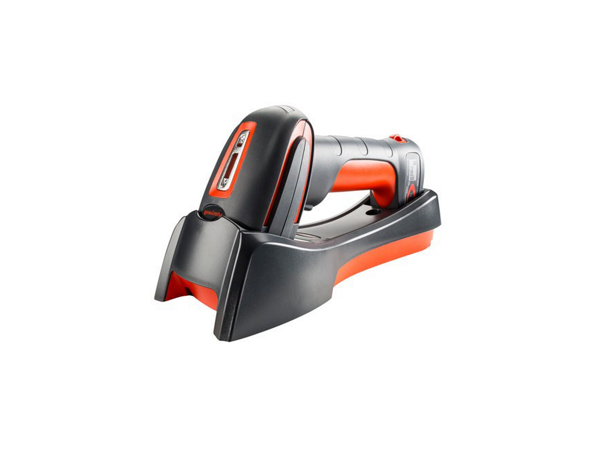 Granit 1981i - Red and Black - Industrial Scanner - 2D Full Range Focus Area Imager